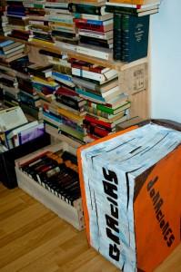 Libros libres en Madrid