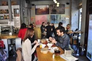 Lo Siguiente, Bar Restaurante en Las Salesas