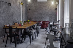 Mur Café en Madrid
