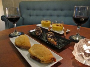 Brunch en Madrid: Mentidero