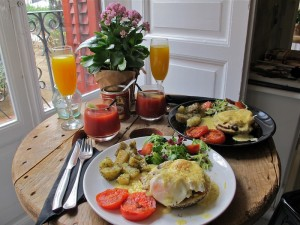 Brunch en Madrid: Mur Café