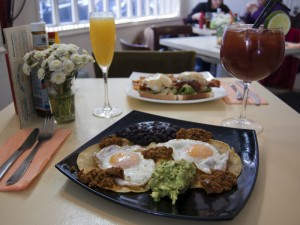 Brunch en Madrid: Carmencita Bar