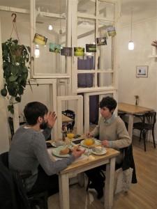 The Toast Restaurante Madrid