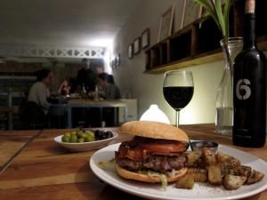 Las mejores hamburguesas de Madrid, Blanca 6