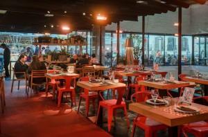 Restaurante Mercado San Antón