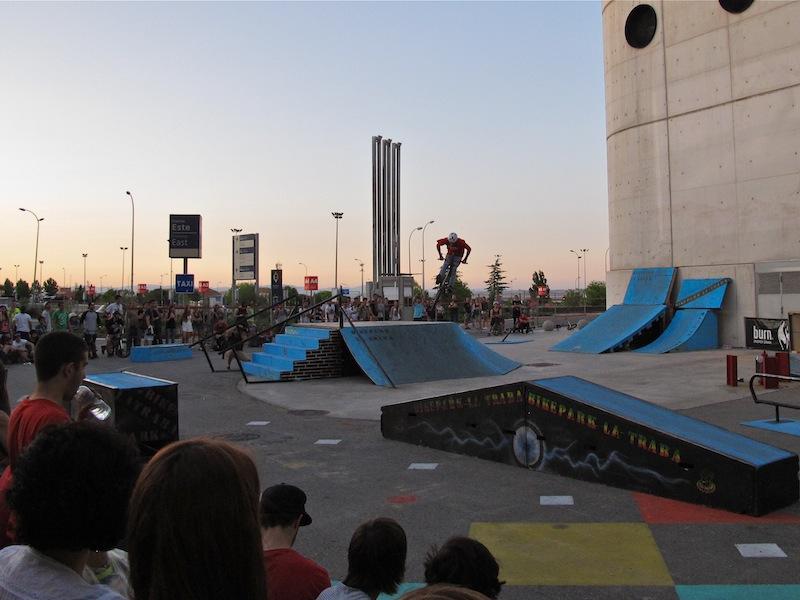 Competición BMX