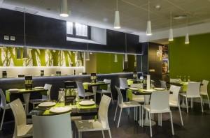 Restaurante libanés en la Casa Árabe de Madrid, Shukran