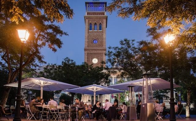 Shukran Restaurante Libanés En La Casa árabe