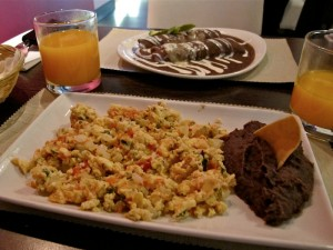 Brunch mexicano en Tepic