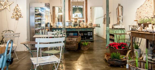 Il tavolo verde espacio ecol gico en madrid - Decoradores interiores madrid ...