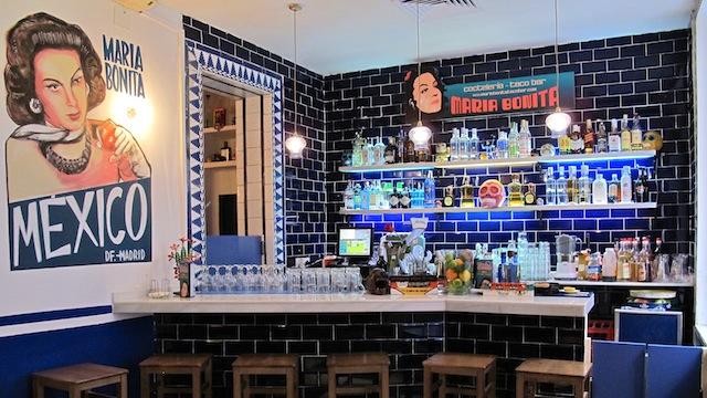 Mar a bonita cocina mexicana y taco bar for Azulejos conde