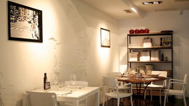 Restaurante en calle Valverde