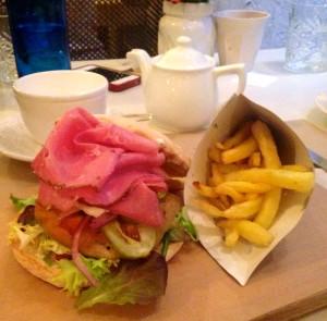 Los mejores sandwiches de Madrid