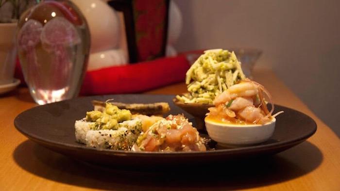 L'Artisan Furansu Kitchen en el barrio de Las Letras