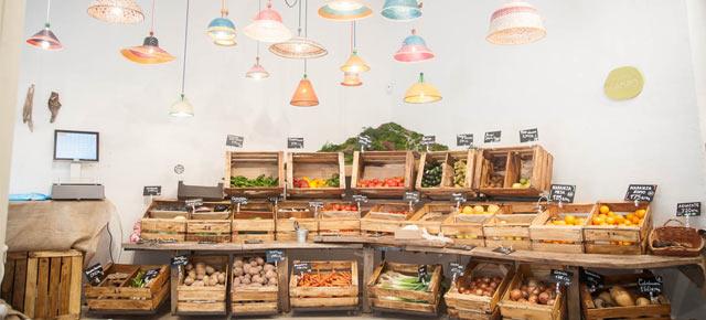 Mama Campo restaurante y tienda ecológica