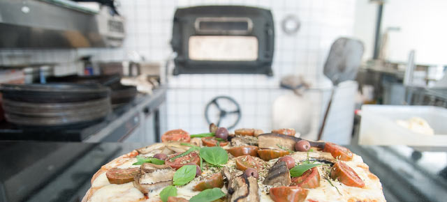 Pizzas en Chamberi estilo argenino