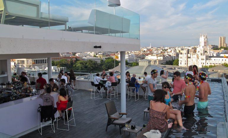 Las terrazas del verano en madrid las mejores terrazas for Casa de granada terraza madrid