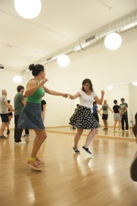 SwingManiacs, escuela de swing Madrid