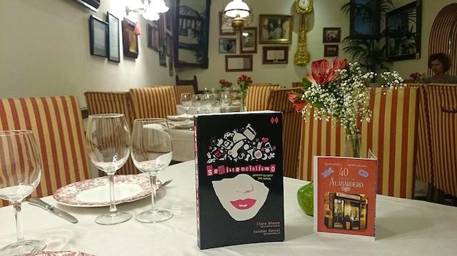 Cenas con historia Madrid
