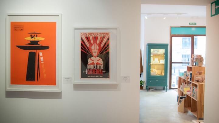 La Fiambrera, galeria de arte y artículos de regalo