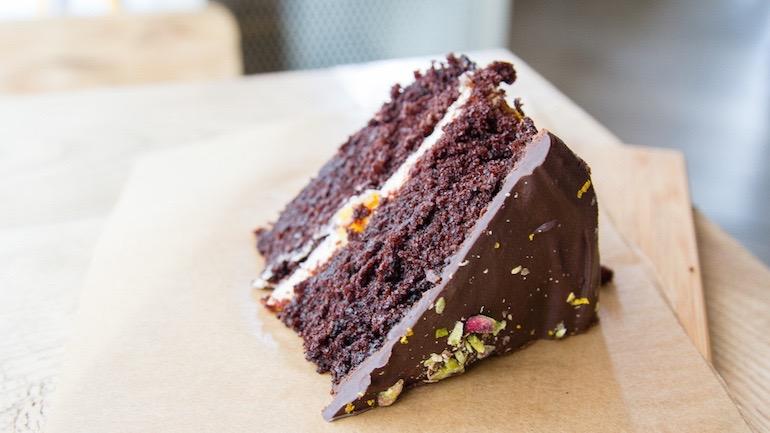 THE LITTLE BIG CAFE tarta de chocolate