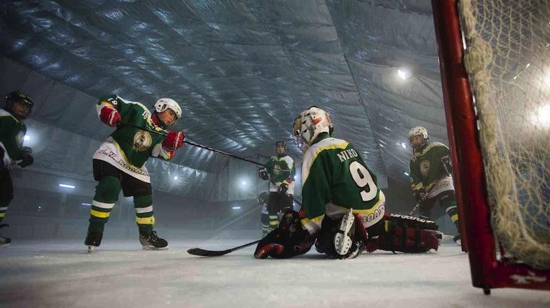 Club Las Encinas - hockey