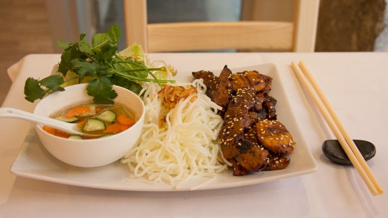 Vietnam 24, cocina vietnamita en Chueca