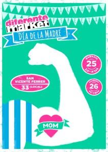 diferente market dia de la madre