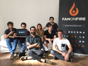 Foto_Equipo Fan on fire FanPass