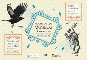 noche de los museos literaria
