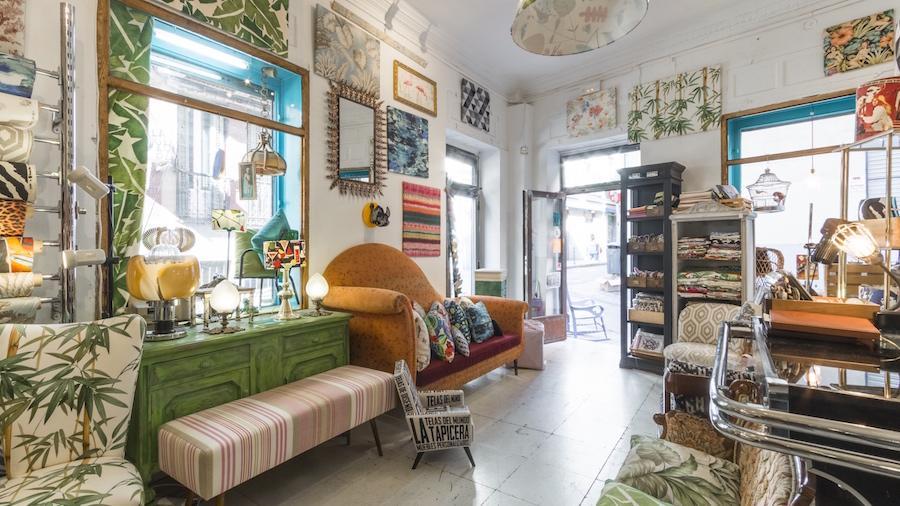 La tapicera tapizados y restauraci n de muebles rastro - Tapiceros en salamanca ...
