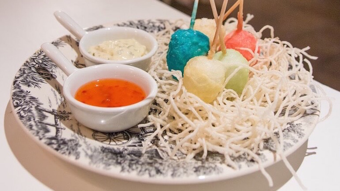 Mi Kitxen. Restaurante street food en Chamberí