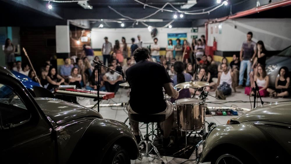 Sofar Sounds Madrid