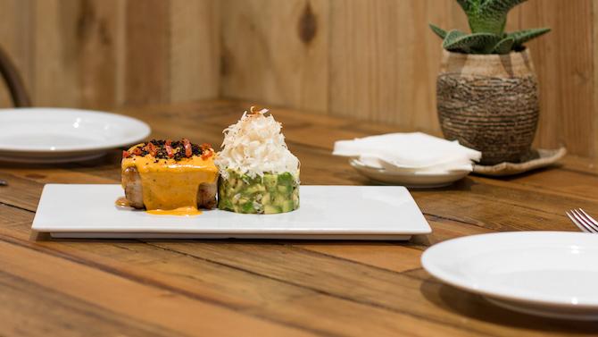 Gofio Restaurante canario en el barrio de Las Letras