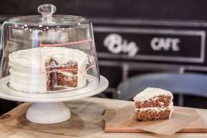 Little Big Café Tarta de Zanahoria