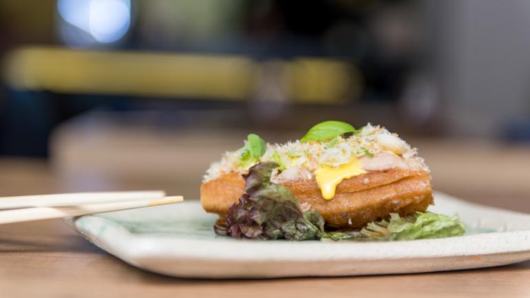 Umiko Restaurante japonés fusión en Madrid