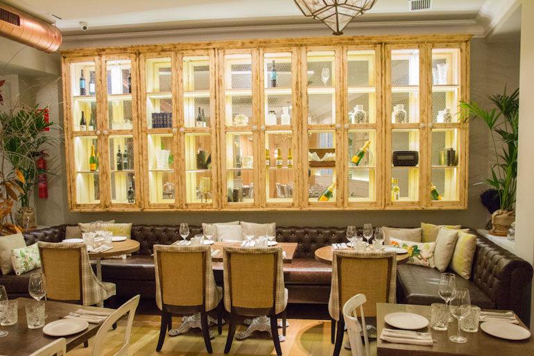 La Jefa Home Bar Restaurante Cocina Caribena En Recoletos