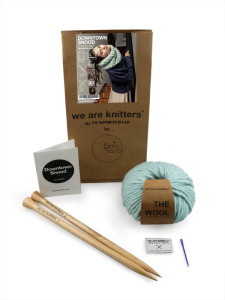 We Are Knitters patrón Downtown-Snood