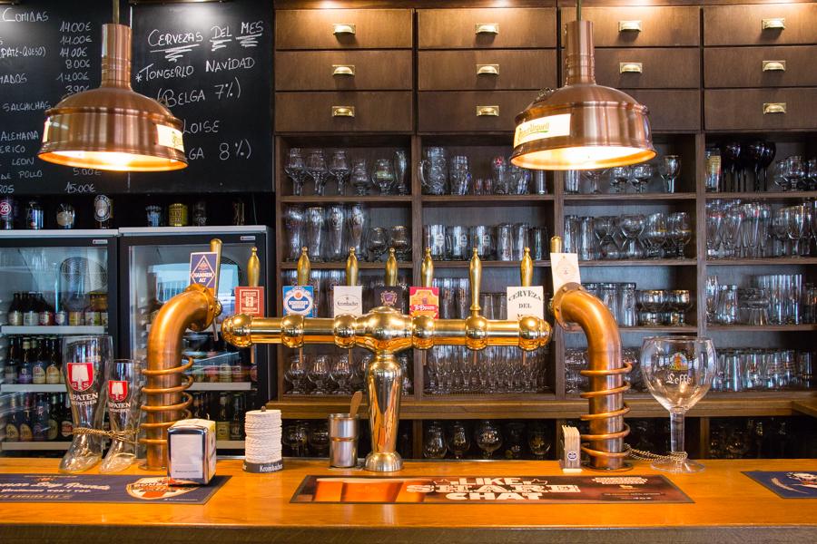 Las mejores cervecer as de madrid for Designhotel oldenburg