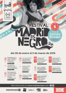 Madrid es Negro - Madrid Diferente
