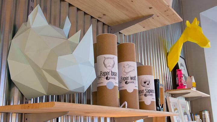 DOOC decoración y lámparas de diseño en Malasaña