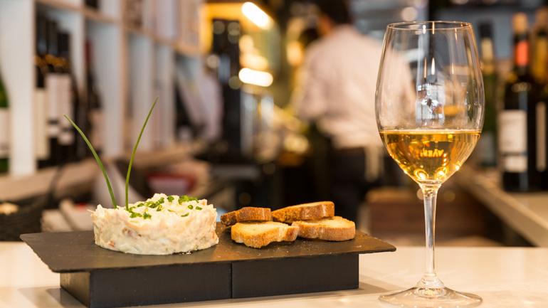 Taberna Averías Taberna de vinos en Chamberí