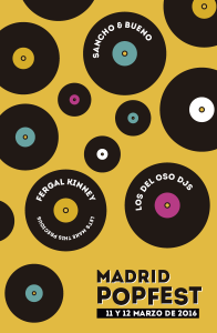 Madrid Pop Fest - Madrid diferente