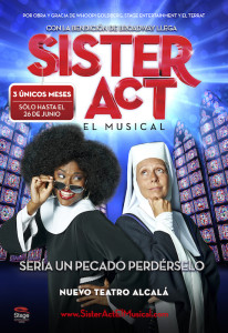 Sister Act Madrid Diferente