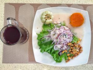 Lili-Xu peruano Mercado Mostenses