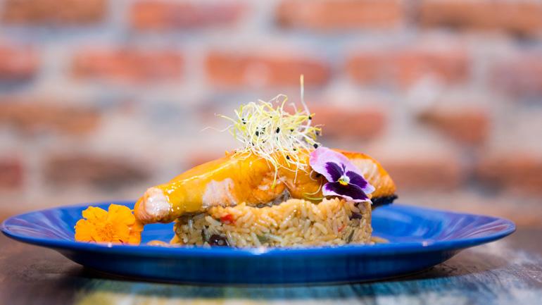 Tapioca Chill&Cocina, restaurante brasileño en La Latina