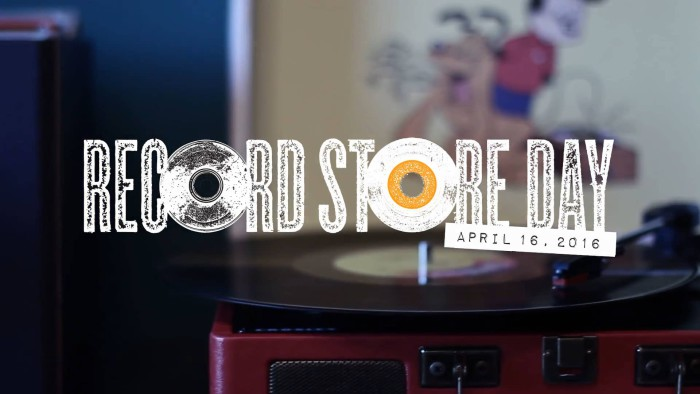 record store day - Madrid Diferente