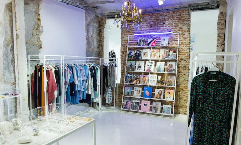 AMEN, Tienda de diseño en Malasaña, moda, complementos y regalos ...