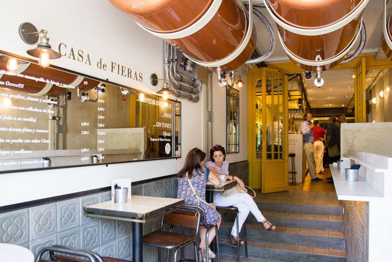 Casa De Fieras Restaurante En Retiro