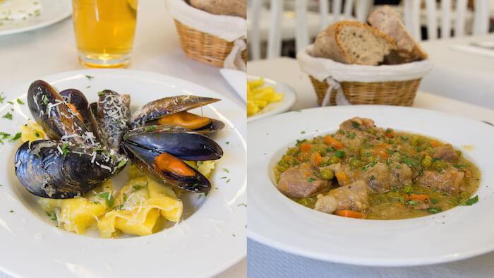 Restaurante Badila menú del día, en Lavapiés
